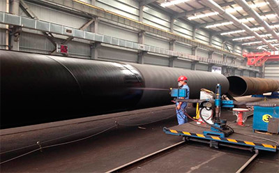 Coating Pipe - Fusion Bond, Cold Tar Expoxy, Galvanizing, Thermal Zinc Spray