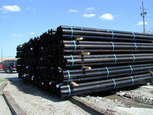 Line Pipes - ERW Pipes