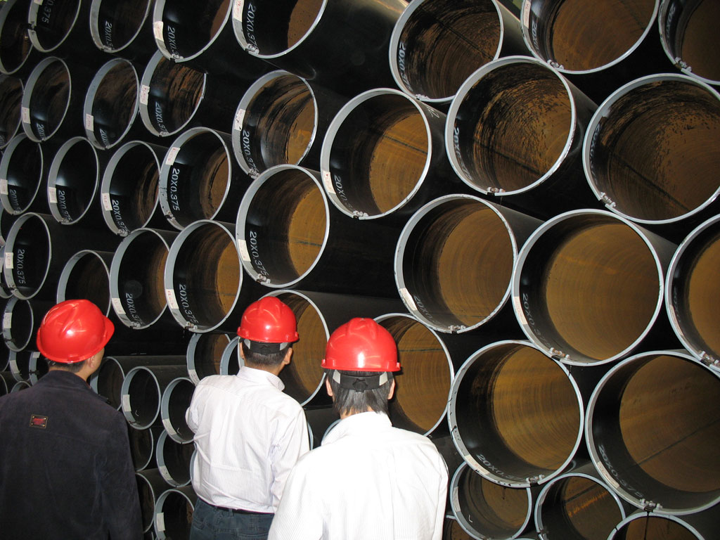 Epoxy Pipe Lining Houston : Rushmore enterprises inc services delivery coating